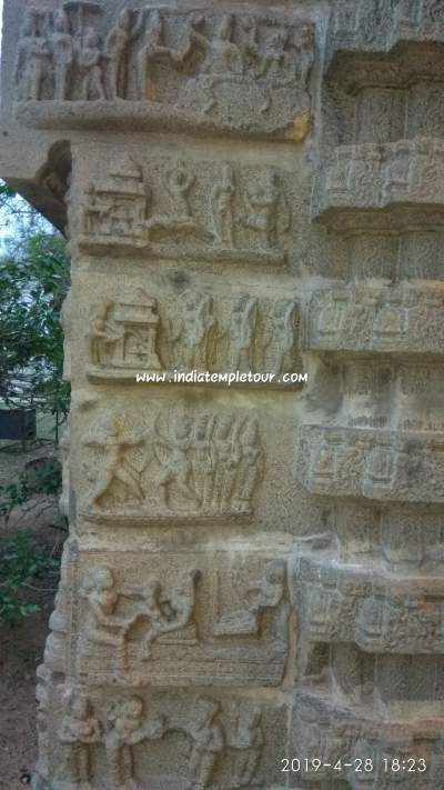 Sri Singeeswarar temple- Mappedu