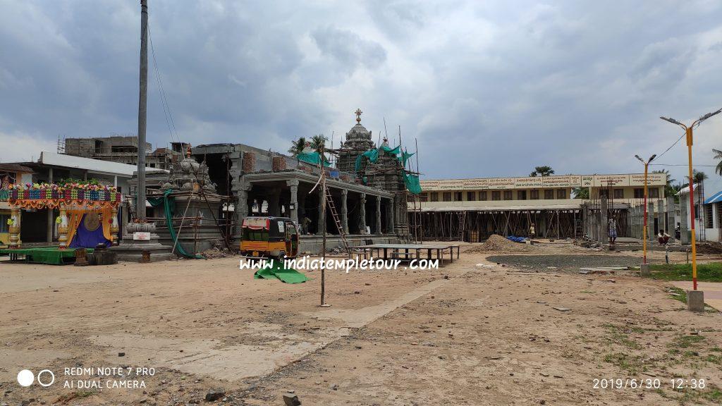 Sri Kalyana Venkateswara swamy temple- Amalapuram
