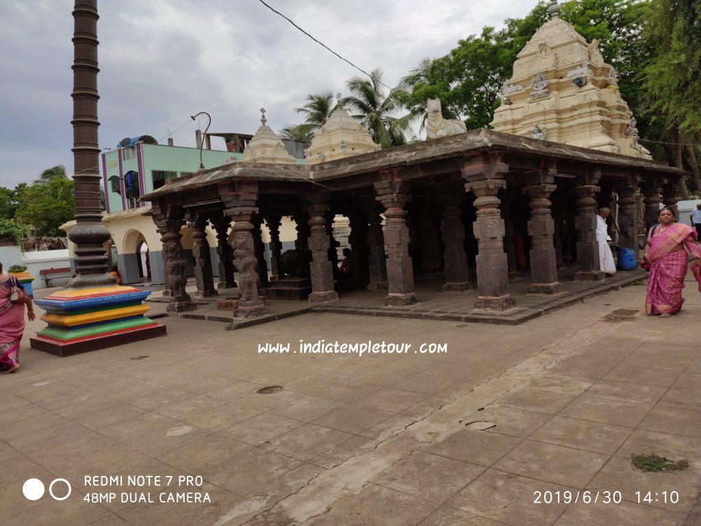 Sri Mukheswara Swamy Temple- Muktheswaram