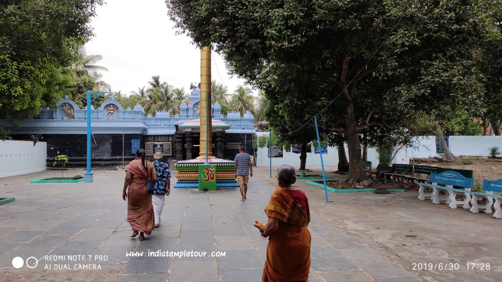 Sri Uma Koppulingeswara Swamy Temple-Palivela