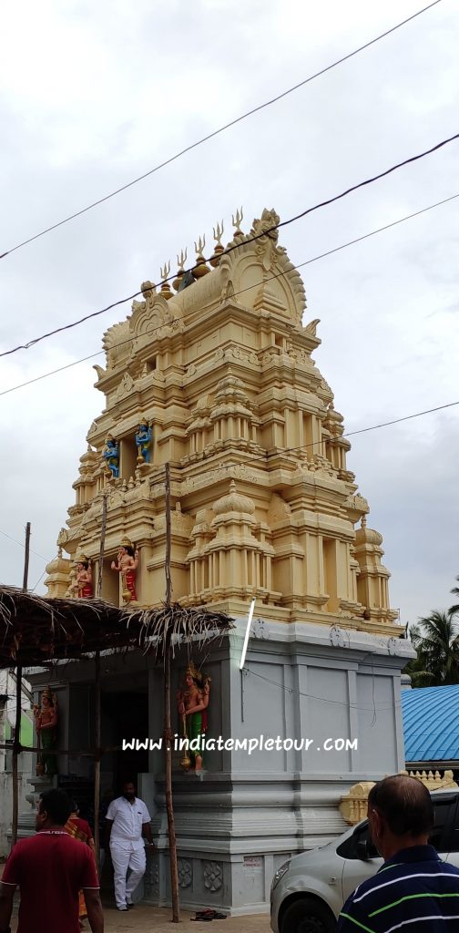 Sri Mandeswarar (saneeswarar) Temple- Mandapalli