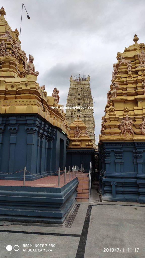 Ksheera Ramalingeswara Swamy Temple- Palakollu