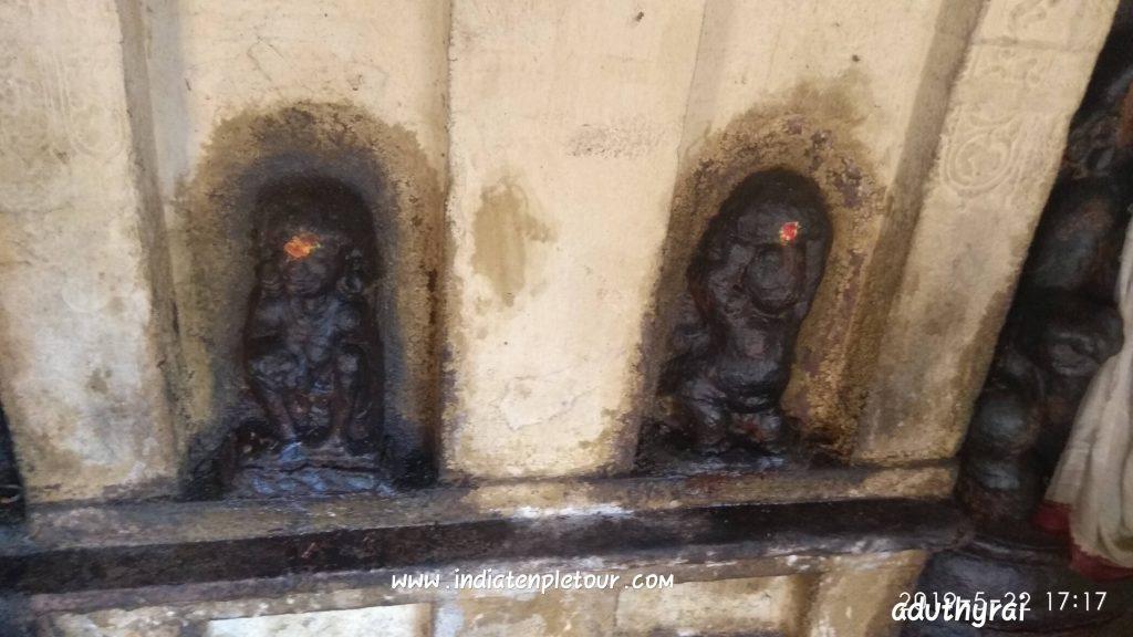 Sri Abathsahayeswarar Temple- Thenkurangaduthurai