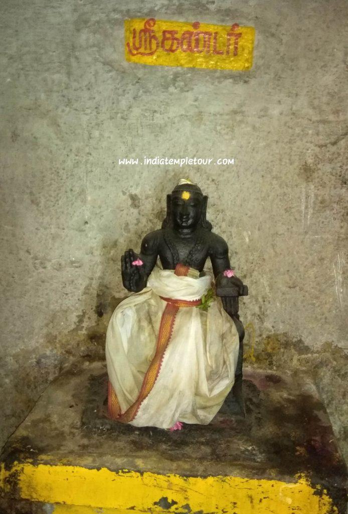 Sri Masilamaneeswarar Temple- Vada Tirumullaivayal