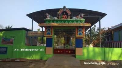 Tirumoolar avathara sthalam - Sathanur (Kasi viswanatahr Temple)