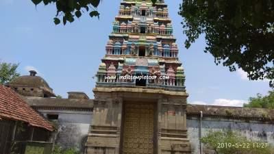 Sri Uchinatheswarar Temple- sivapuri
