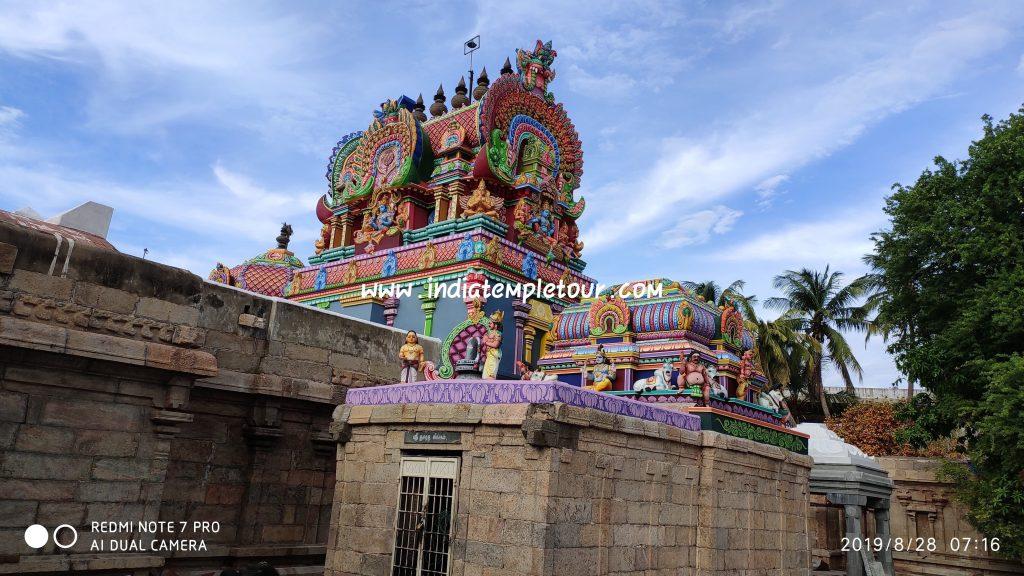 Sri Uthamar Temple- Trichy