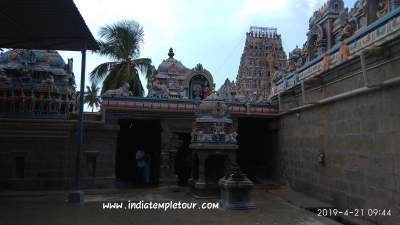 Sri Kandasamy Temple- Thiruporur