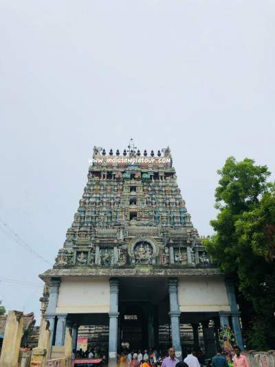 Sri Amirthakadeswarar Temple - Thirukadaiyur