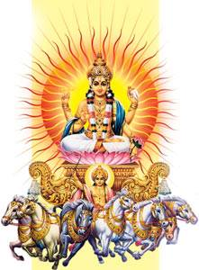 Suriya Grahana Anushtanam