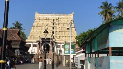 Sri Anantha Padmanabha Swamy Temple- Thiruvananthapuram
