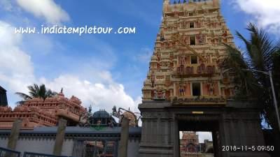 Sri Valeeswarar / Bharadvajeshwarar Temple
