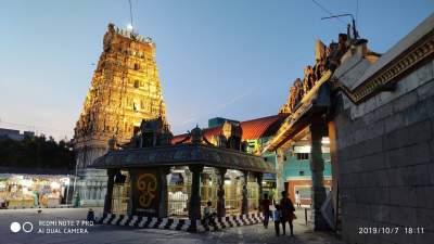 Sri Subramaniya Swamy Temple - Kumarakottam