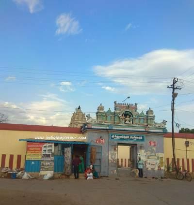 Sri Hrudayaleeswarar Temple, Thirunindravur