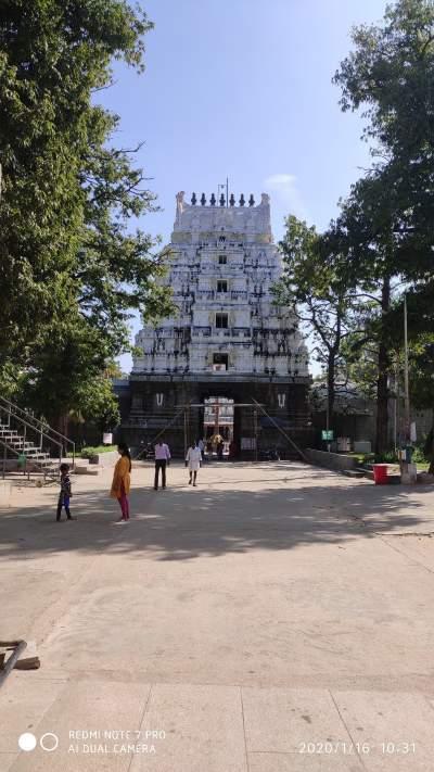Sri Vedanarayana Swamy Temple - Nagalapuram