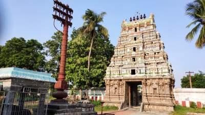 Sri Bhakthajaneswarar Temple- Thirunavallur