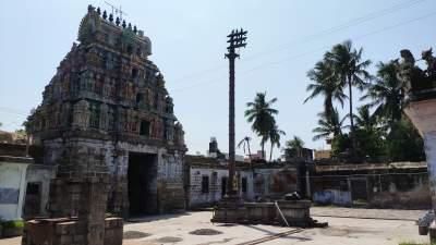 Sri Panangatteswarar Temple - Panayapuram