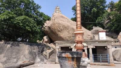 Subramaniya swamy temple- vallimalai