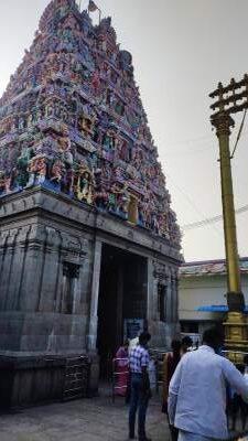 Sri Balasubramaniyar Temple - Andarkuppam