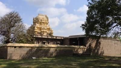 Sri Dharmeswarar Temple - Manimangalam