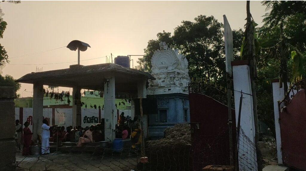 Kupera lingam - Sundaracholapuram