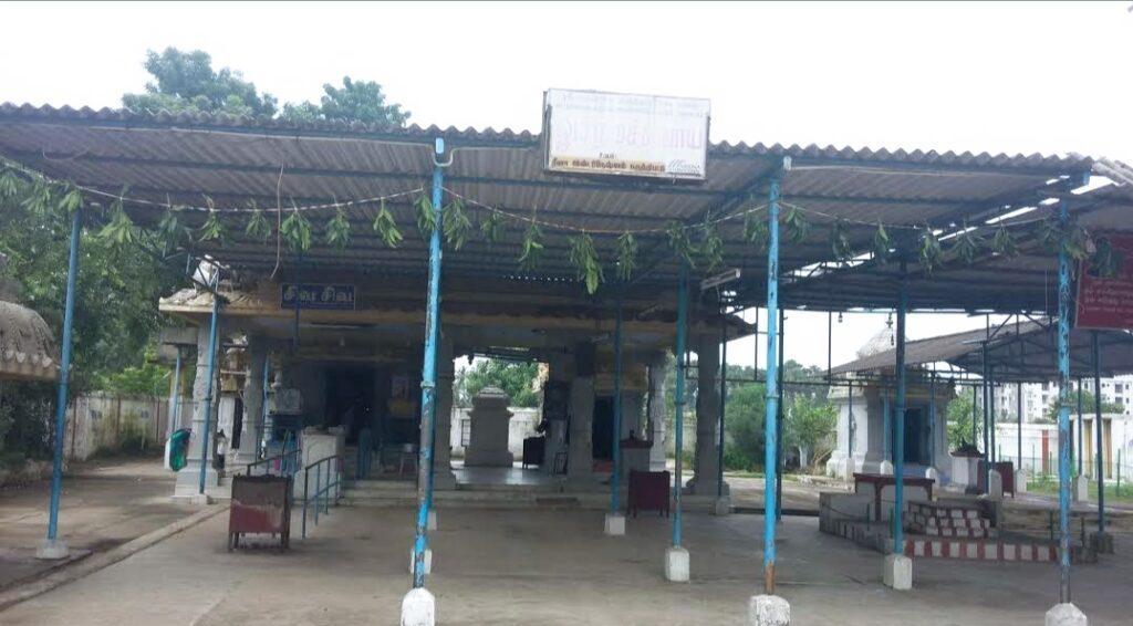 Vayu lingam - Paruthipattu