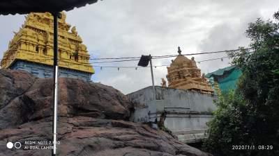 Sri Padalathri Narasimhar Temple - Singaperumal koil