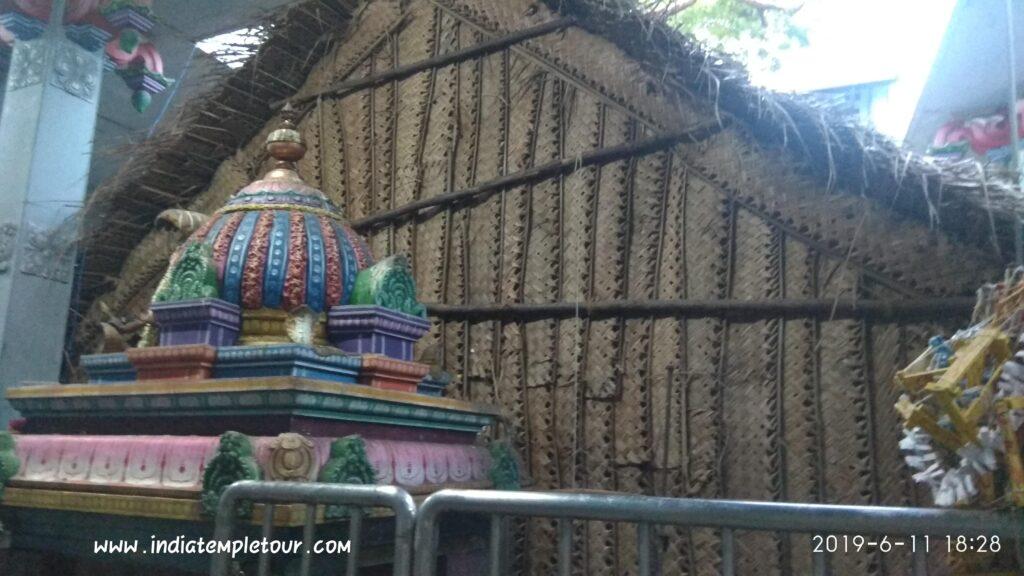 mundaka kanni amman temple - mylapore