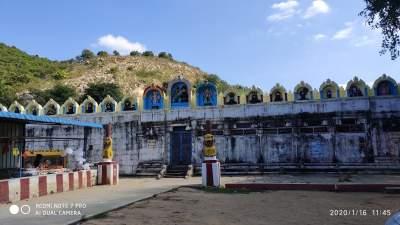 Sri Valeeswarar - Kala Bhairavar Temple - Ramagiri