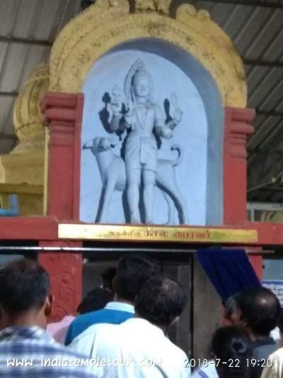 Sri Kalabairavar - Kolapakkam