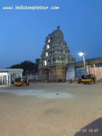 Sri Veeratteswarar temple- Thirukovilur ( keezhaiyur)