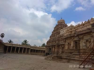 Sri Airavateswarar Temple- Dharasuram