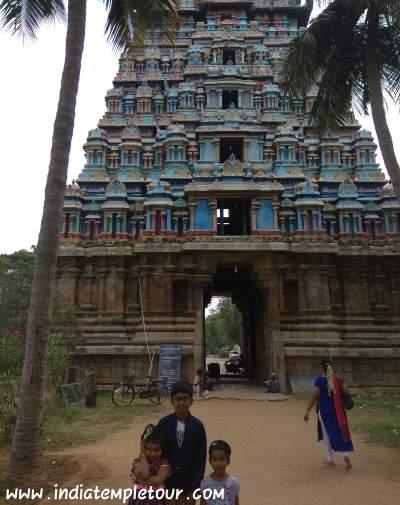 Sri Swetha Vinayagar (vellai Vinayagar) Temple-Thiruvalanchuli
