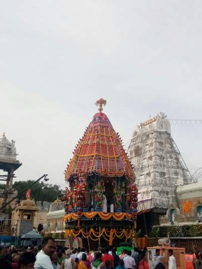 sri venkateswara temple-thirumalai