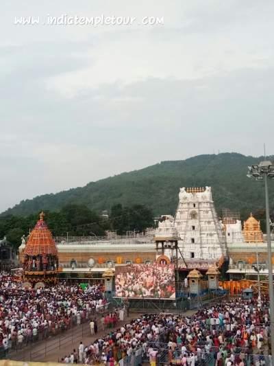 Sri Venkatajalapathi temple,Tirupathi