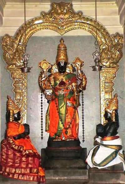 Sri oppilyappan temple, thirunageswaram