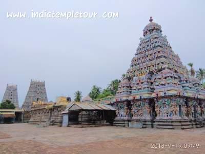Sri Veerattaneswarar Temple, Thiruvathigai
