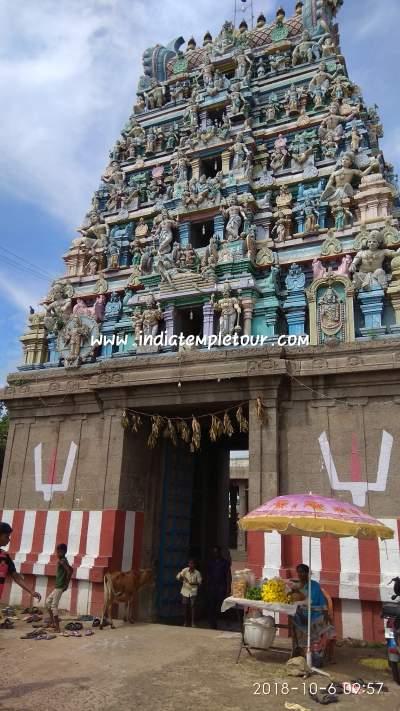 Sri Pachaivarna perumal, nazarethpettai