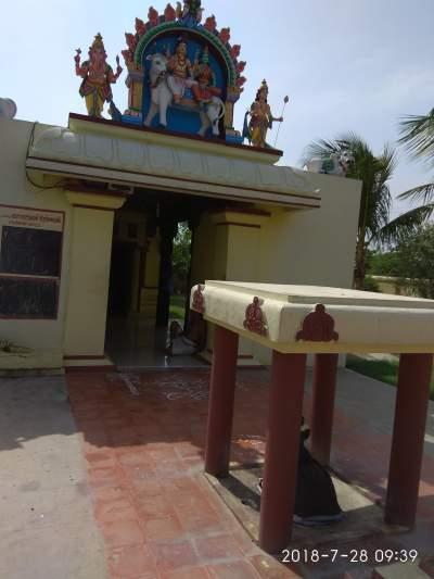 Sri Kailasanathar Temple-Tharapakkam(chennai)