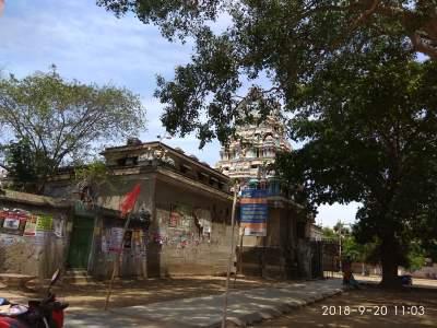 Pasubatheeswarar Temple, Thiruvetkalam(chidambaram)