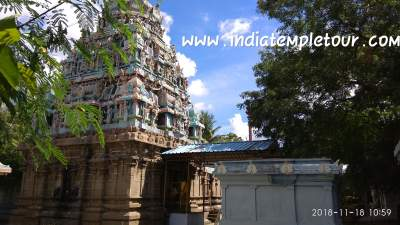Sri Velleswarar Temple-Mangadu