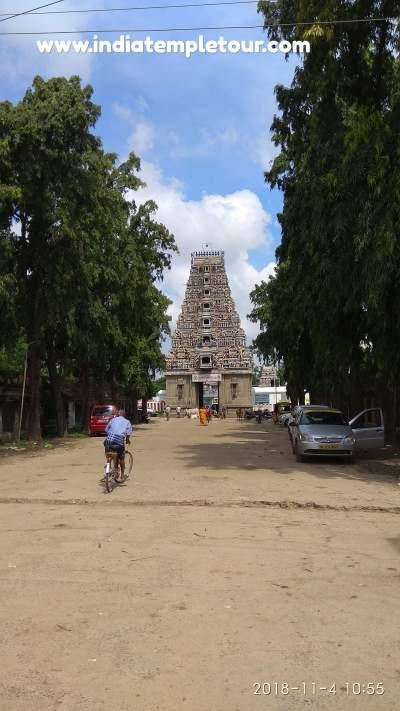 Sri Sundareswarar Temple, Kovur