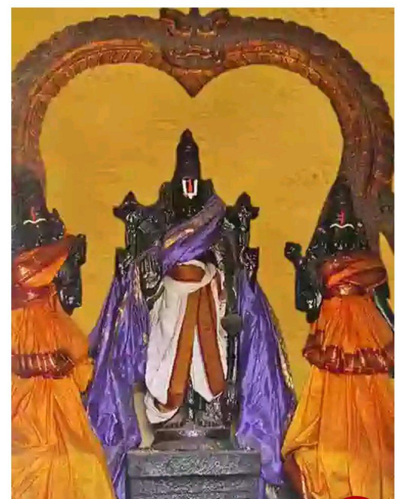 Thiru Kaarvaanar Temple- Thirukaarvaanam