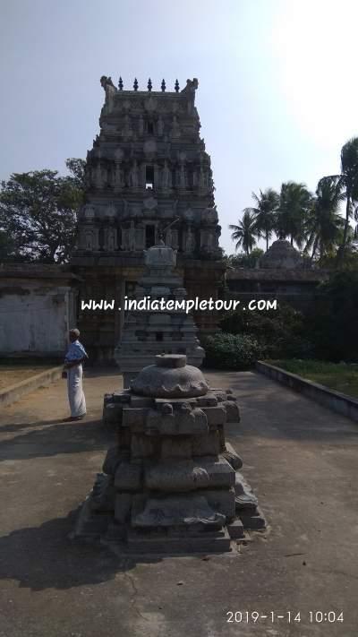 Sri Marundeesar Temple- T Edayar