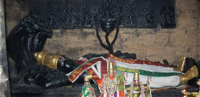 Adi Jagannathar perumal, Tirupullani Dharbasayana Ramar