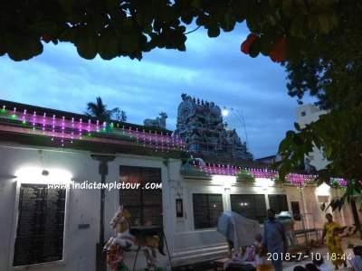 Sri Agatheeswarar Temple-Nungambakkam
