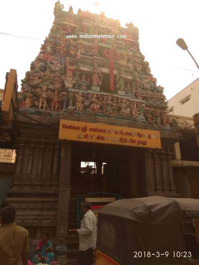 Sri Kalikambal Temple- Chennai