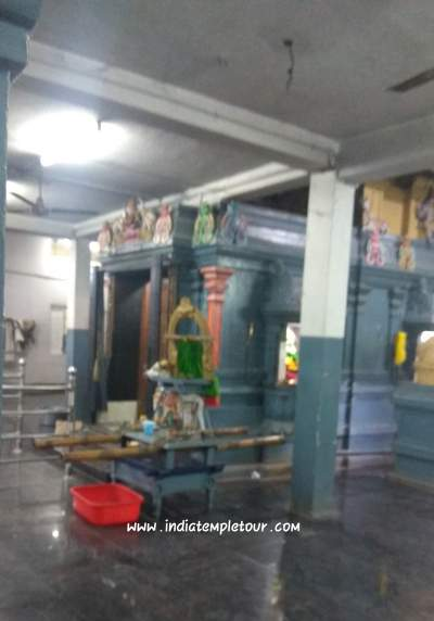 Sri Swarnapureeswarar Temple-Ashok Nagar