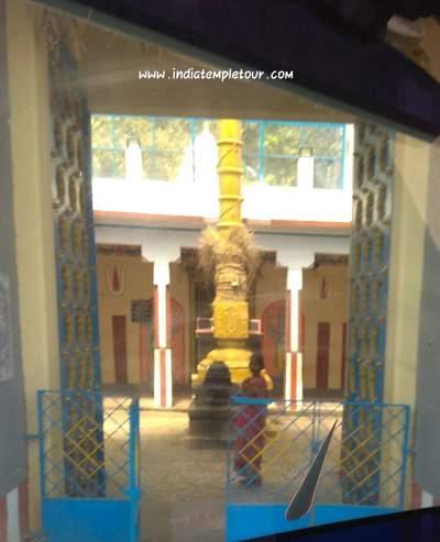 Sri Lakshmi Narasimha Temple- Pon vilaintha kalathur