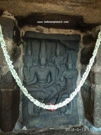Sea Shore Temple-Mamallapuram